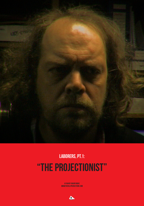 Laborers, pt.1: The Projectionist (2015) poster