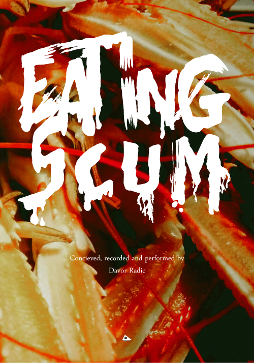 Poster for Eating Scum (2015)